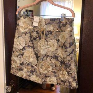 JCrew Sparkle Mini Skirt